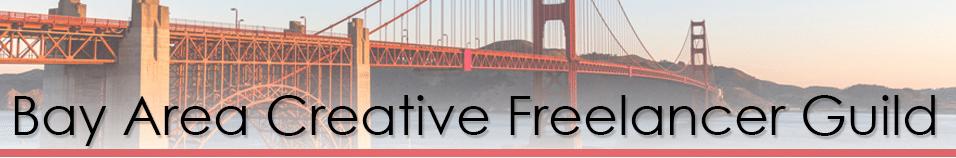Bay Area Creative Freelancer Guild Meetup Graphic